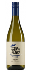 Excuse My French Chardonnay 2015