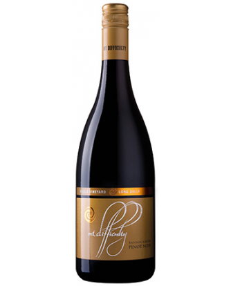 Mt. Difficulty SV Long Gully Pinot Noir 2013