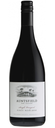 Auntsfield Single Vineyard Pinot Noir 2011