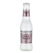 Fever-Tree Premium Soda Water 24 x 200ml