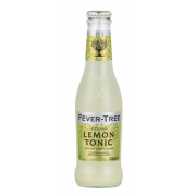 Fever-Tree Sicilian Lemon Tonic (Bitter Lemon) 24 x 200ml
