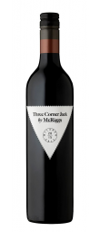 Mr. Riggs Three Corner Jack Shiraz Cabernet Merlot 2015