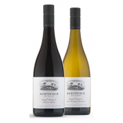 Auntsfield Single Vineyard Sauvignon Blanc 2017 & Pinot Noir 2015 Combo