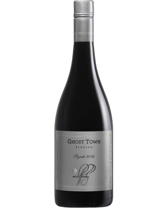 Mt. Difficulty Ghost Town Syrah 2017