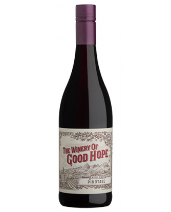 Winery of Good Hope FullBerry Pinotage 2020