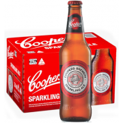 Coopers Sparkling Ale 24 x 375ml
