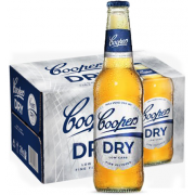 Coopers Dry Lager 24 x 355ml
