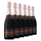 Chapel Down Rose Brut NV  x 6 bottles