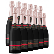 Chapel Down Rose Brut NV  x 12 bottles