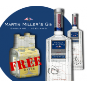 Martin Miller's Gin x 2 Plus FREE Fever Tree Tonic